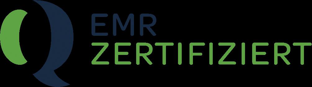 EMR_Logo_de_Zertifiziert